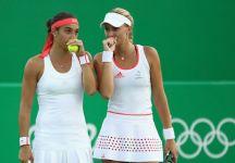 WTA Finals: Ecco il tabellone di doppio. Garcia-Mladenovic n.1 del seeding