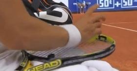 Un curioso episodio è accaduto due settimane fa nel torneo WTA Premier di Madrid