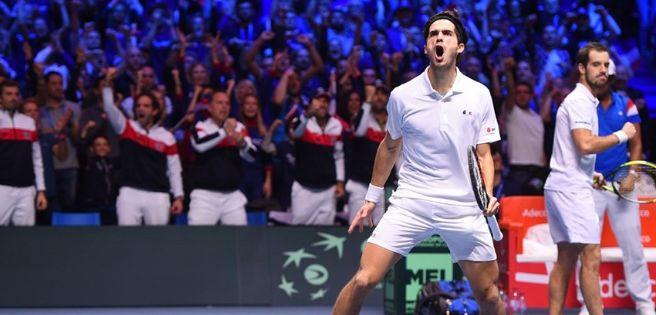 La finale di Davis 2017