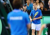 Indiscrezione Davis Cup: Richard Gasquet giocherà il primo singolare di oggi, Tsonga KO al gomito