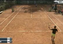 L'incredibile punto vinto da Gaston vs. Forti al Challenger di Lisbona (Video)