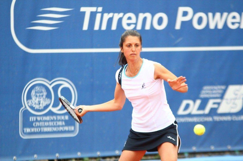 Giulia Gatto Monticone nella foto