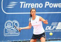 Italiane nei tornei ITF: I risultati del 09 ottobre 2018