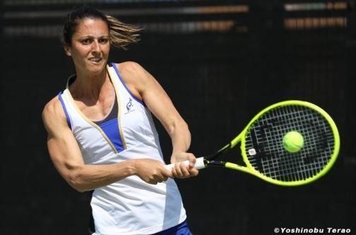 Giulia Gatto Monticone classe 1987 e n.173 WTA