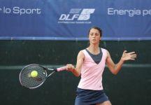 WTA Kuala Lumpur: Giulia Gatto Monticone sorprende la Jabeur ed accede al secondo turno