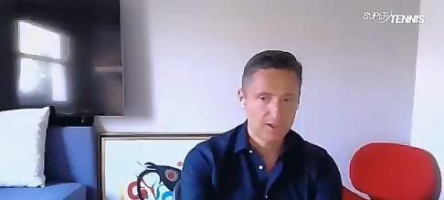 Andrea Gaudenzi, Presidente dell'ATP