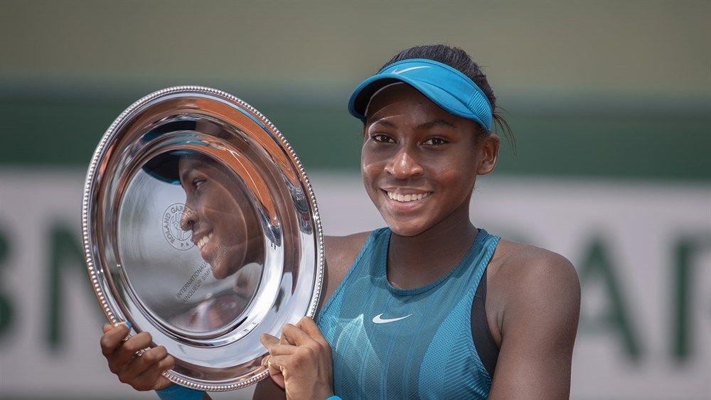 Cori Gauff, vincitrice del Roland Garros