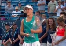 WTA New Haven: Primo titolo in carriera per Daria Gavrilova (Video)