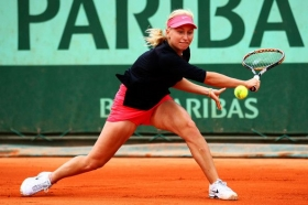 Daria Gavrivola classe 1994, n.41 WTA