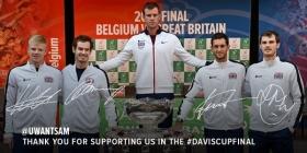 La finale di Davis Cup 2015