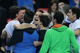 Il Park Tennis Genova è Campione d'Italia - Foto Costantini