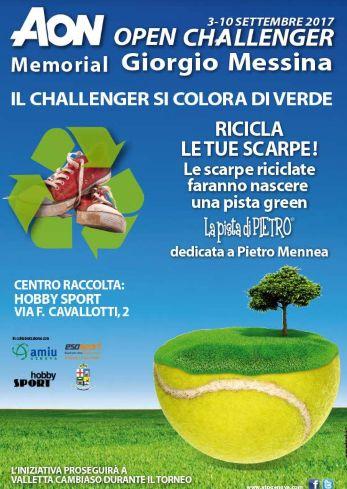 Il torneo si tinge di verde. Al via il progetto di riciclo di scarpe sportive per pista di atletica green a Genova