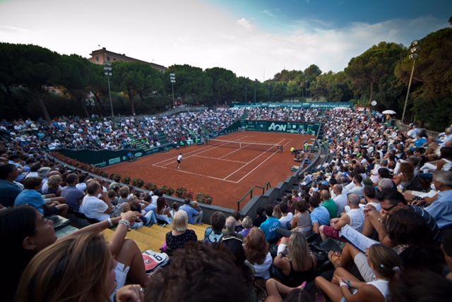 L'AON Open Challenger si svolgerà a Genova dal 2 al 9 settembre presso i campi in terra rossa di Valletta Cambiaso.