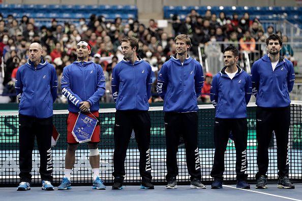 Coppa Davis a Genova verso il tutto esaurito. Martedì 3 aprile in piazza De Ferrari l'abbraccio agli Azzurri (dalle ore 16 alle 17)