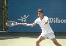 Challenger Hua Hin: Riccardo Ghedin facilmente approda al secondo turno