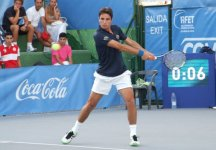 Challenger Suzhou: Riccardo Ghedin sconfitto all'esordio (Video)
