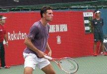 Challenger Atene: Riccardo Ghedin sconfitto al primo turno. Battuto da Kudryavtsev in tre set