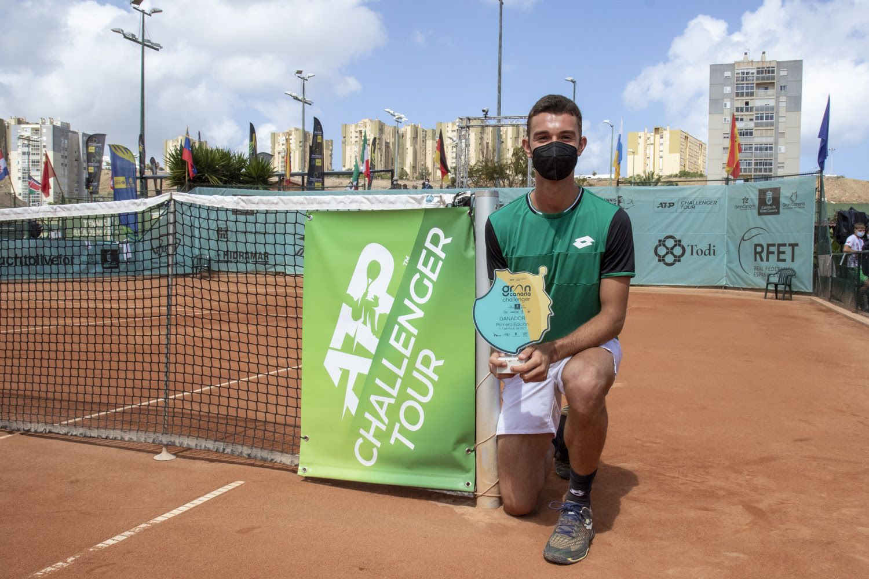 Carlos Gimeno Valero - Foto Marta Magni/MEF Tennis Events