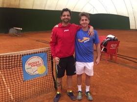 Luca Giacomini con Andrea Fava