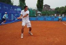 Challenger Torino: Nuova impresa di Alessandro Giannessi. L'azzurro vola in semifinale dove sfiderà Albert Ramos