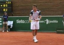 ATP Bastad: Eliminato al secondo turno Alessandro Giannessi