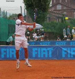 Alessandro Giannessi classe 1990, n.247 del mondo