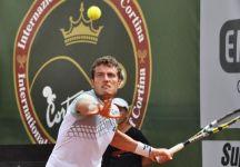 Challenger Mohammedia: Cecchinato e Giannessi ai quarti di finale. Fuori Caruso (video)
