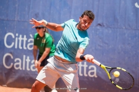 Alessandro Giannessi classe 1990, n.198 ATP