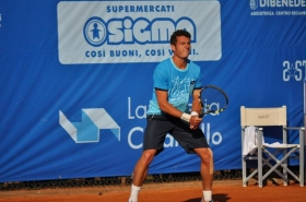 Alessandro Giannessi classe 1990, n.138 ATP