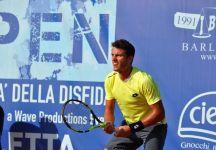Challenger Francavilla al Mare: Alessandro Giannessi conquista la finale. Sfiderà Pedro Sousa