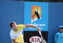 Challenger Burnie: Alessandro Giannessi sconfitto in tre set da Greg Jones