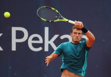 Ale Giannessi saluta Metz. Passa il romeno Marius Copil in due set