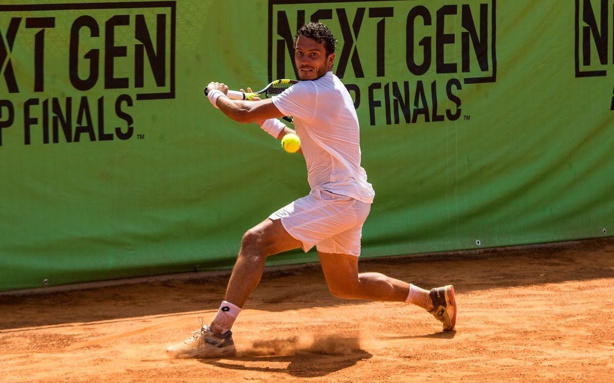 Alessandro Giannessi nella foto