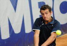 Challenger Sarajevo: Alessandro Giannessi si ferma all'esordio. Dustin Brown si impone con un doppio 63