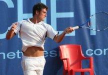 Challenger Szczecin: Eliminato nei quarti di finale Alessandro Giannessi