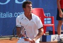 Challenger Montevideo: Alessandro Giannessi dopo una durissima lotta vola ai quarti di finale
