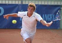 ATP Bucharest: La prima volta di Alessandro Giannessi. L'azzurro batte Patience ed entra nel main draw