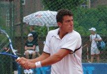 Challenger Cordenons: Alessandro Giannessi è in semifinale, la seconda in carriera. Battuto Balazs sulla distanza