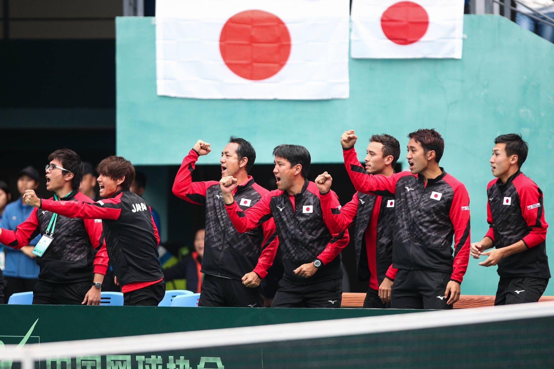 Il Giappone giocherà nel Gruppo A con Francia e Serbia