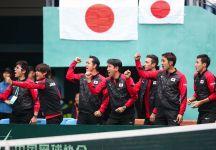 Verso le Davis Cup Finals, Gruppo A: senza Nishikori, il Giappone cerca l'impresa