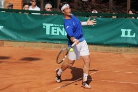 Lo spagnolo Daniel Gimeno-Traver, 29 anni, è n.89 Atp. In carriera ha vinto 12 titoli challenger (foto Recalcati)