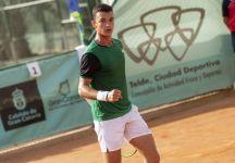 Dal Challenger di Gran Canaria 2: Il resoconto di giornata. Dalla finale di Wimbledon alla Finale di Gran Canaria