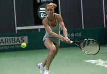 WTA Katowice: Brilla la stella di Camila Giorgi che centra la prima finale in carriera nel circuito WTA