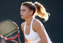 WTA Stanford: Qualificazioni. Camila Giorgi dà forfait