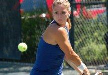 WTA Osaka: Eliminata Camila Giorgi. L'azzurra nel secondo e terzo set è stata anche avanti di un break