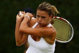 Camila Giorgi classe 1991, n.142 del mondo
