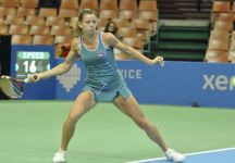 WTA Katowice: Camila Giorgi sconfitta in finale da Dominika Cibulkova