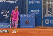 Camila Giorgi sconfitta nettamente da Karolina Pliskova nei quarti di finale del Wta International di Praga