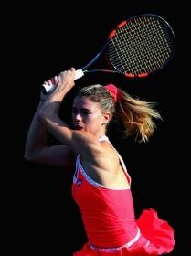 Camila Giorgi classe 1991, n.65 WTA