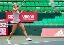 Camila Giorgi eliminata nei quarti di finale del Wta International di Seoul